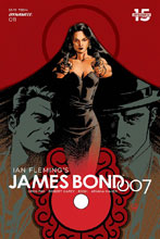 Image: James Bond 007 #11 (cover A - Johnson) - Dynamite
