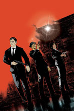 Image: James Bond 007 #11 (incentive cover - Carey virgin) (40-copy) - Dynamite