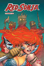 Image: Red Sonja Vol. 05 #8 (cover A - Conner) - Dynamite