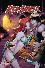 Image: Red Sonja Vol. 05 #8 (incentive cover - Pepoy) (10-copy) - Dynamite