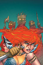 Image: Red Sonja #8 (variant cover - Conner virgin) - Dynamite
