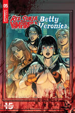 Image: Red Sonja and Vampirella Meet Betty and Veronica #5 (cover C - Braga) - Dynamite