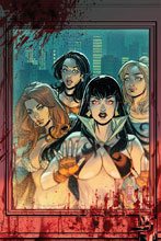 Image: Red Sonja and Vampirella Meet Betty and Veronica #5 (incentive cover - Braga virgin) (30-copy)  [2019] - Dynamite