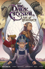 Image: Jim Henson's The Dark Crystal: Age of Resistance #1 - Boom! - Archaia