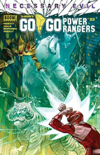 Image: Go Go Power Rangers #23 (cover A - Shavrin) - Boom! Studios