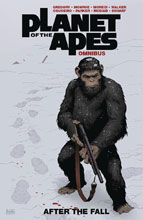 Image: Planet of the Apes Omnibus: After the Fall SC  - Boom! Studios