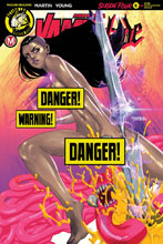 Image: Vampblade: Season 4 #6 (cover D - Mastajwood risque) - Action Lab - Danger Zone