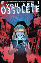 Image: You Are Obsolete #1 - Aftershock Comics