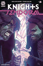 Image: Knights Temporal #3 - Aftershock Comics
