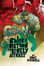 Image: Goon Vol. 01: Ragged Return to Lonely Street SC  - Albatross Funnybooks