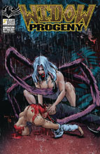 Image: Widow Progeny #2 (variant AM Encore cover - Mike Wolfer) - American Mythology Productions