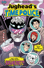 Image: Jughead's Time Police #4 (cover A - Charm) - Archie Comic Publications