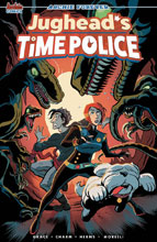 Image: Jughead's Time Police #4 (cover C - Schkade) - Archie Comic Publications