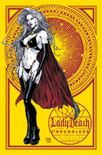 Image: Lady Death #7 (Ongoing) (variant cover - San Diego Thurs) - Boundless Comics