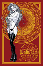 Image: Lady Death #7 (Ongoing) (variant cover - San Diego Friday) - Boundless Comics