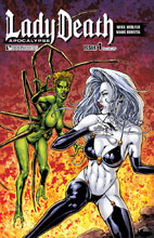 Image: Lady Death: Apocalypse #1 (variant cover - Box Set ViP - Boundless Comics