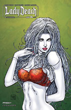 Image: Lady Death #16 (Ongoing) (variant cover - Calgary Friday) - Boundless Comics