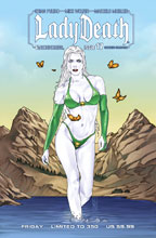 Image: Lady Death #17 (Ongoing) (variant cover - SDCC Fri) - Boundless Comics