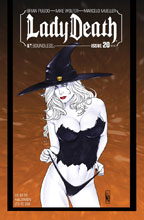 Image: Lady Death #20 (Ongoing) (variant cover - NY Halloween) - Boundless Comics