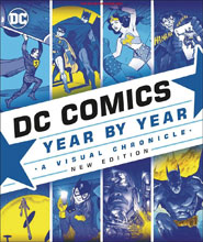 Image: DC Comics Year by Year: A Visual Chronicle New Edition Slipcased HC  - DK Publishing Co