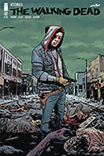 Image: Walking Dead #192 (DFE signed - Gaudiano) (Plus 1) - Dynamic Forces