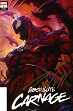 Image: Absolute Carnage #1 (variant cover - Artgerm) (signed - Cates [Gold]) - Dynamic Forces