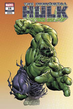 Image: Immortal Hulk #16 (DFE variant cover - Deodato) - Dynamic Forces
