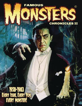 Image: Famous Monsters Chronicles II SC  - Fantaco Enterprises Inc.