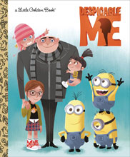 Image: Despicable Me Little Golden Book  - Golden Books