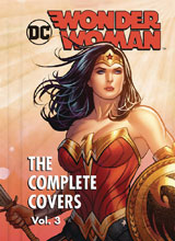 Image: Wonder Woman: The Complete Covers Vol. 03 HC  - Insight Editions