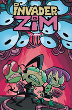 Image: Invader Zim Vol. 08 SC  - Oni Press Inc.