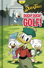 c38389e8e2db Image: Disney Duck Tales: Duck Duck Golf Board Book - Printers Row