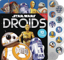Image: Star Wars: 10-Button Sounds - Droids  - Printers Row