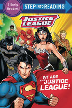 Image: Justice League: We Are the Justice League! SC  - Random House Books Young Reade
