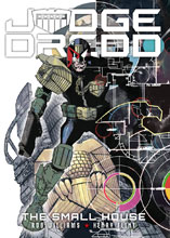 Image: Judge Dredd: The Small House SC  - Rebellion / 2000AD