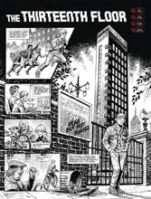 Image: Thirteenth Floor: Home Sweet Home  - Rebellion / 2000AD