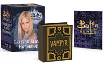 Image: Buffy the Vampire Slayer Talking Slayer Handbook  - Running Press