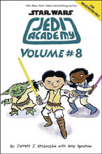 Image: Star Wars Jedi Academy: Attack of Furball HC  - Scholastic Inc.