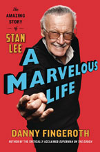 Image: A Marvelous Life: The Amazing Story of Stan Lee HC  - St. Martins Press