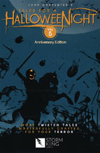 Image: John Carpenter's Tales for a Halloweenight Vol. 05 SC  - Storm King Productions, Inc