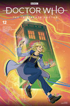 Image: Doctor Who: The 13th Doctor #12 (cover A - Fish) - Titan Comics