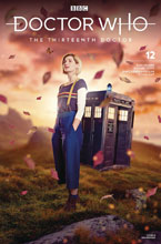 Image: Doctor Who: The 13th Doctor #12 (cover B - Photo) - Titan Comics