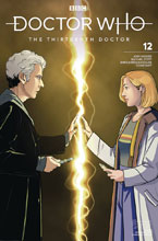 Image: Doctor Who: The 13th Doctor #12 (cover C - 12th Doctor) - Titan Comics