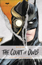Image: Batman: Court of Owls Novel SC  - Titan Books