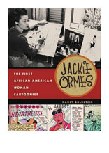 Image: Jackie Ormes: The First African American Woman Cartoonist SC  - University of Michigan Press