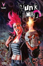 Image: Punk Mambo SC  - Valiant Entertainment LLC