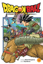 Image: Dragon Ball Super Vol. 06 SC  - Viz Media LLC