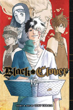 Image: Black Clover Vol. 17 SC  - Viz Media LLC
