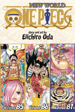 Image: One Piece: New World Vol. 85-86-87 SC  - Viz Media LLC