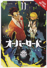 Image: Overlord Vol. 11 GN  - Yen Press